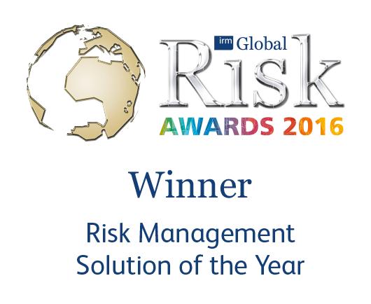 IRM Global Risk Award Solution of the Year Winner